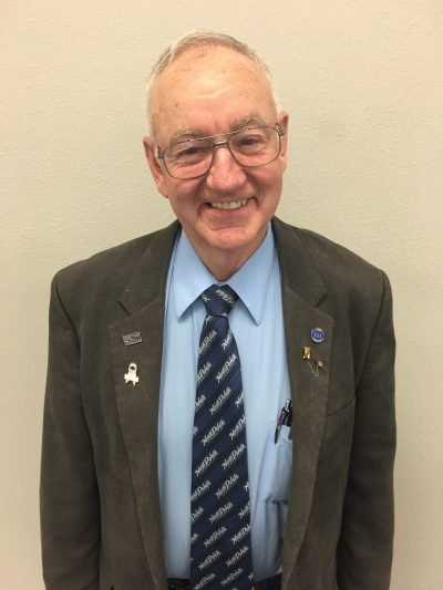 Bob Grant, Berthold : Treasurer